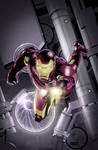 Iron Man Cover Collab