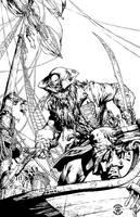 Pirate Ebas Zurel Inks by DontBornInInk