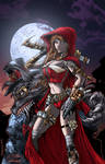 Steampunk Red