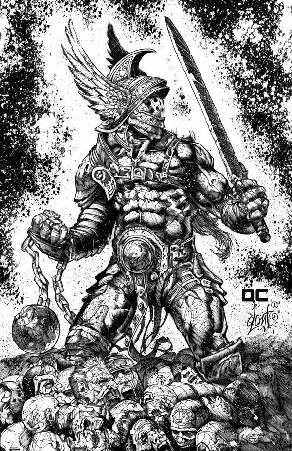 Gladiator by DontBornInInk