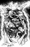 Batman Inks
