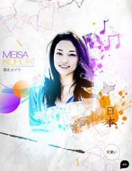 Meisa Kuroki by ld-jing
