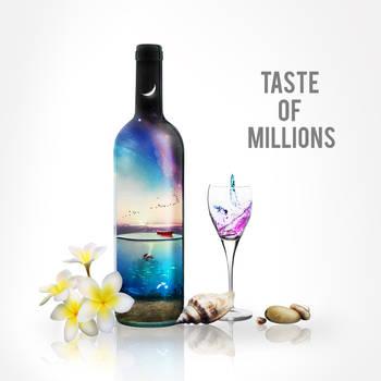 Taste of Millions by ld-jing