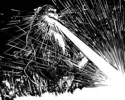 Godzilla by DonGueroLabs