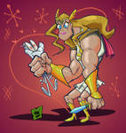 Everybody loves the new She-Ra