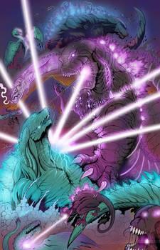 Shin Godzilla vs Godzilla Filius/Earth