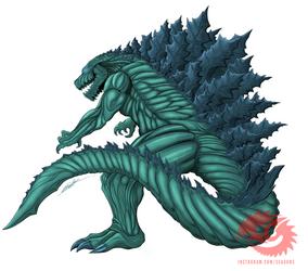 Godzilla Earth - GTAP Scene 01 by SeaGunsLives