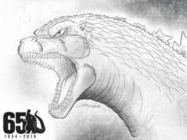 Godzilla - 65 Years