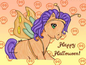 Halloween Pony by ktrei