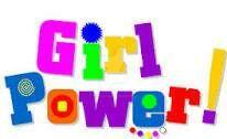Girl Power by amberbateman