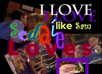 I love Seddie like ... by totalqt13
