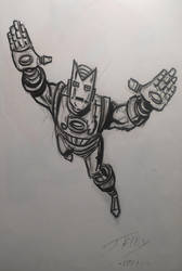 Iron Man by Creon25367