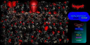 Splinter Stock - Red Hood
