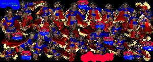 Splinter Stock - Supergirl