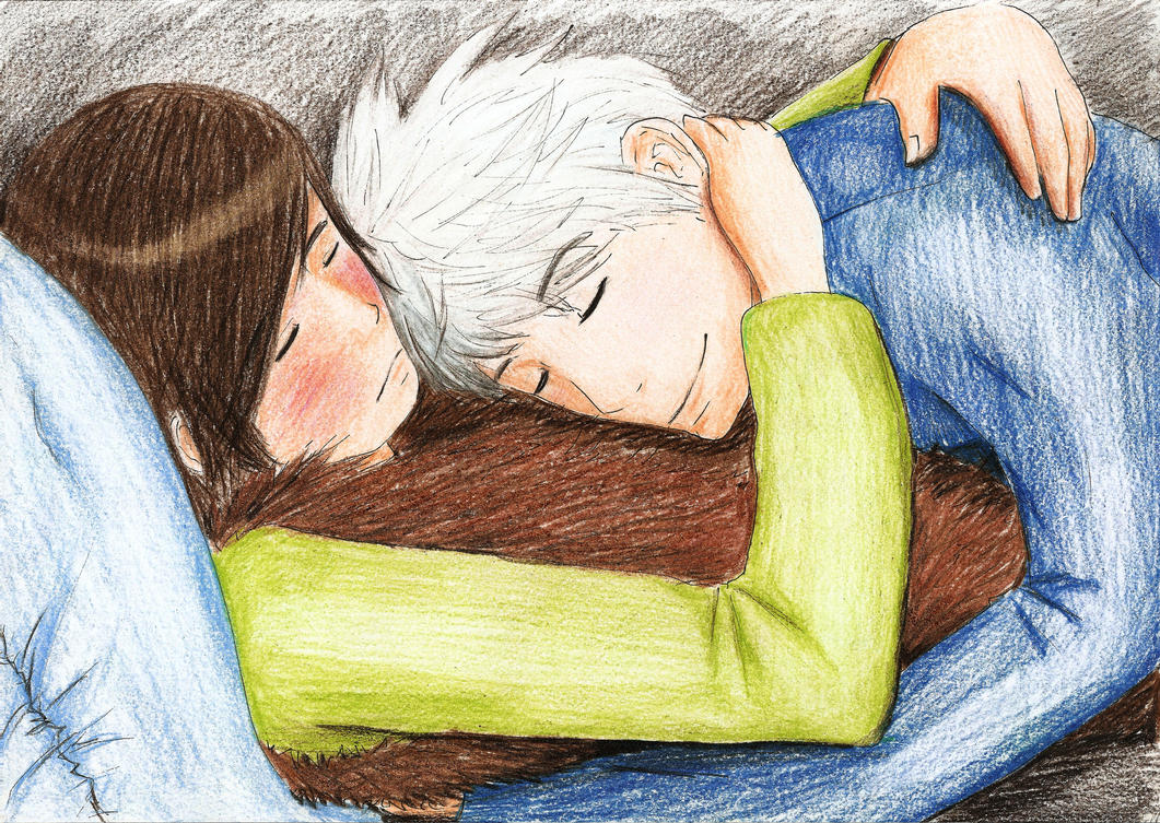 HiJack [Jack Frost X Hiccup] By Akane3196 On DeviantArt