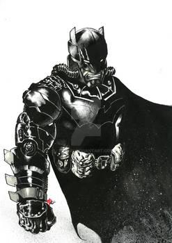 BAT ARMORED INKS