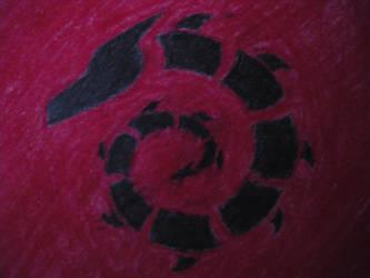 dragon symbol 2 by firedrake24