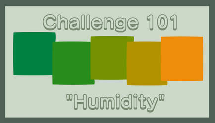 August 2019 Challenge: Humidity by RedVioletPanda