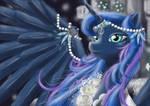 Princess Luna's recoronation