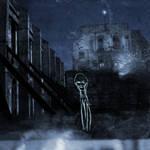 Ghosts by morwar