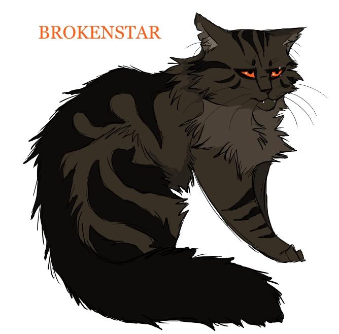 Brokenstar   Warriors Wiki   FANDOM powered by Wikia