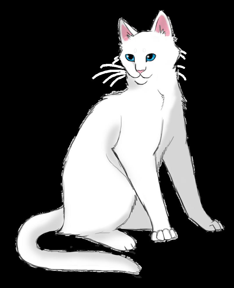 Картинки котов воителей для срисовки, при создании открыток