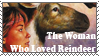The Woman who Loved Reindeer by Lithestep