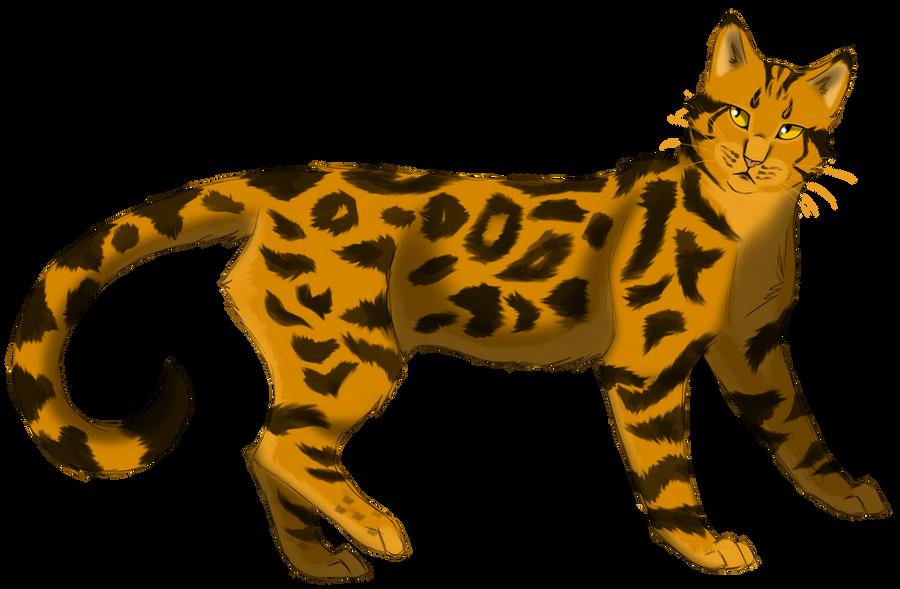 Leopardstar by Lithestep
