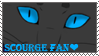 Scourge fan stamp by Lithestep