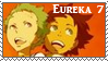 Eureka 7 stamp by Lithestep