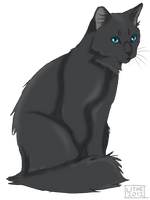 Cinderpelt by Lithestep