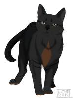 Branchpaw by Lithestep