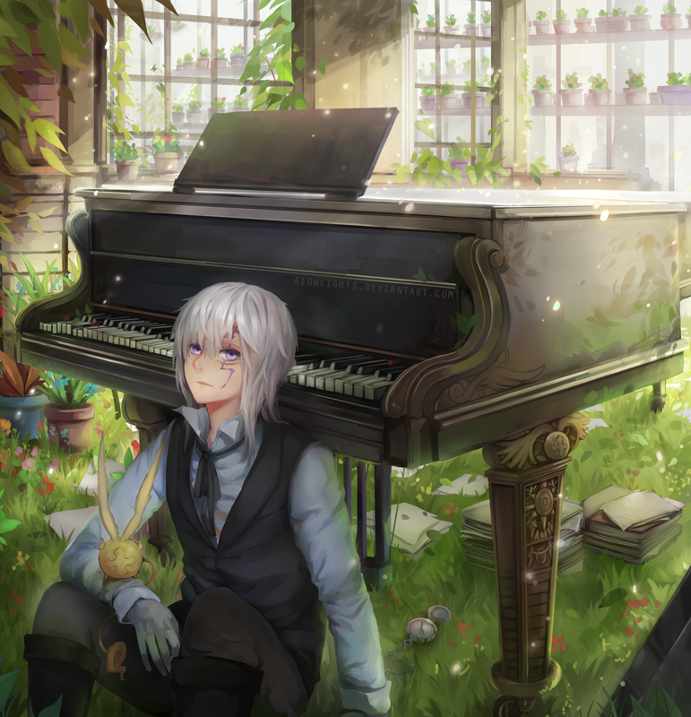 Peaceful Times by aionlights