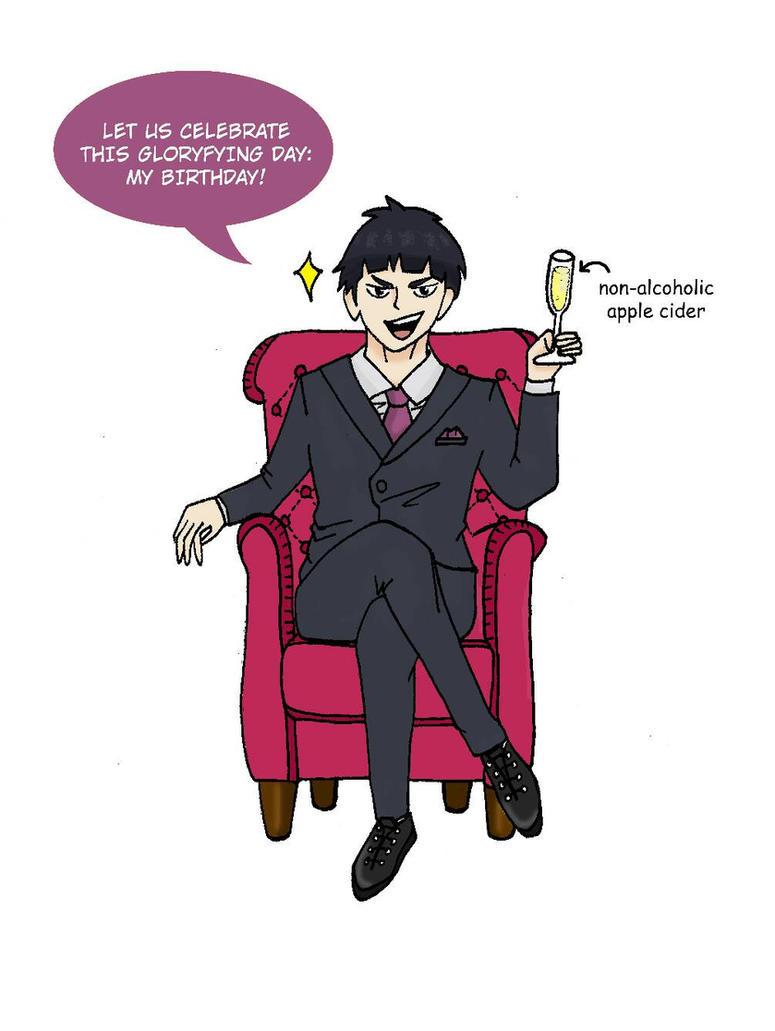 Goshiki Happy Birthday! by jackelling