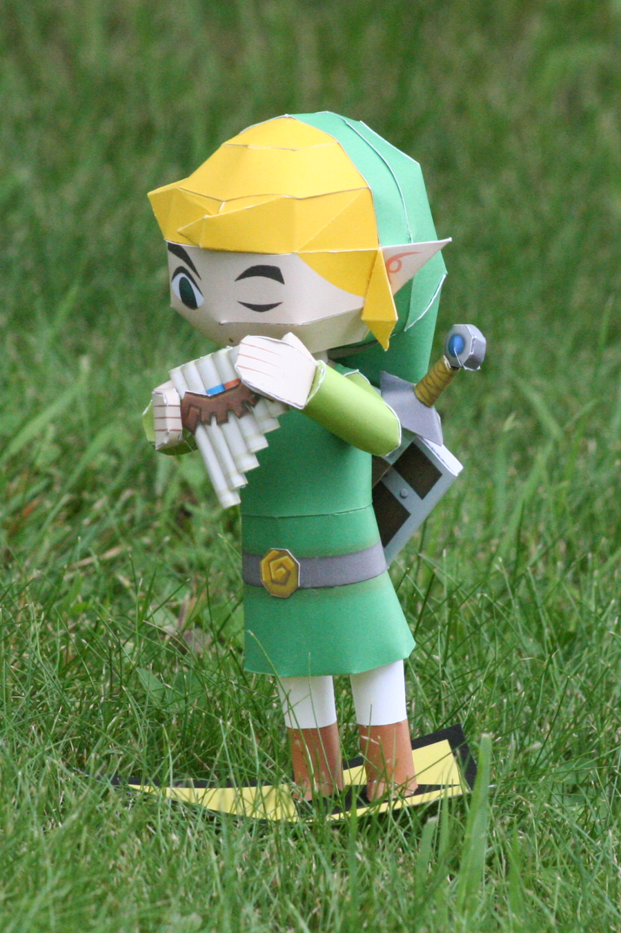 Link Papercraft by ROBOT75
