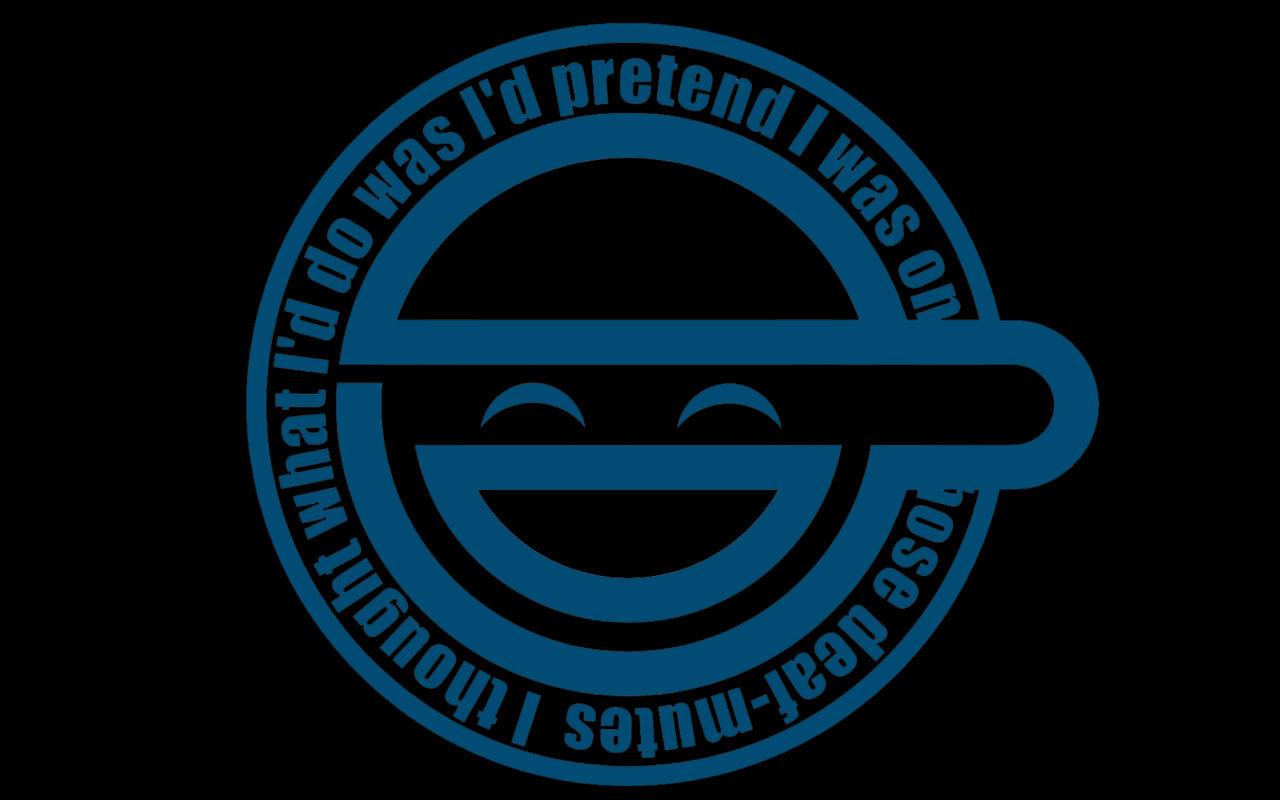 laughing man logo - photo #2