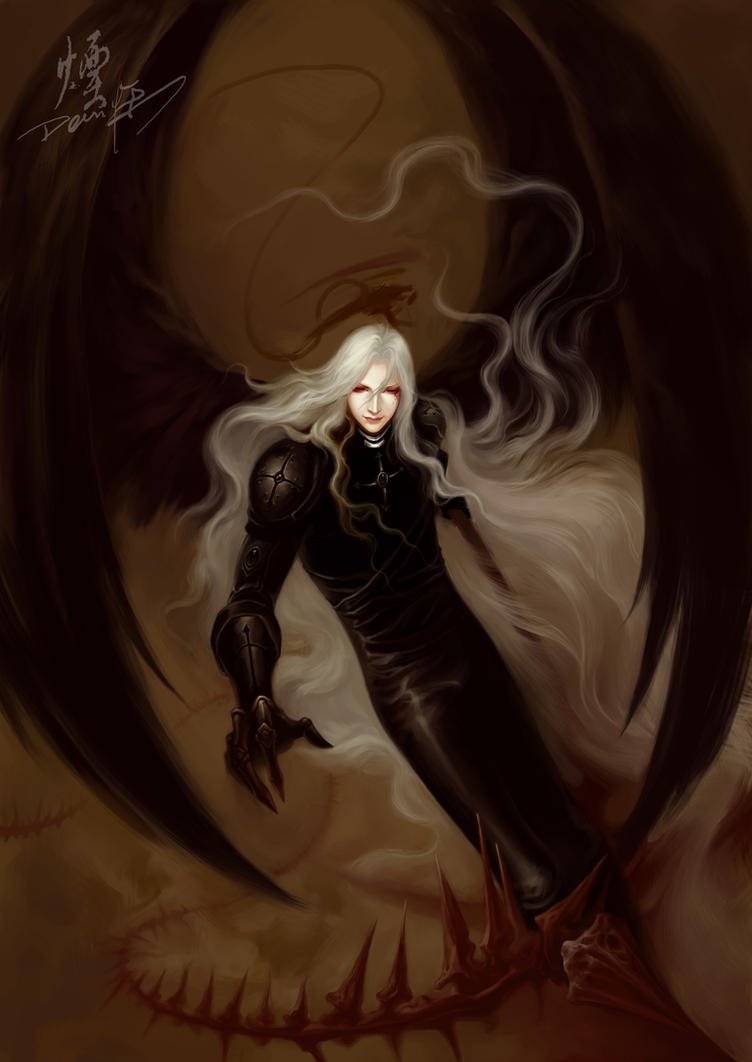 trinity blood :Abel Nightroad by yuyanxiansheng