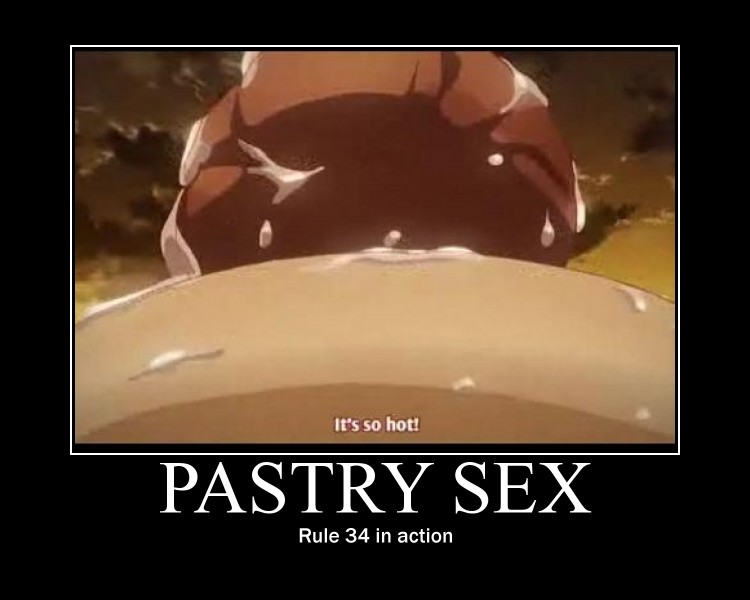 Pastry Sex by ~digital-gamer-giga on deviantART