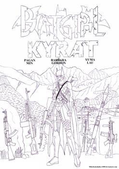 Batgirl: Kyrat