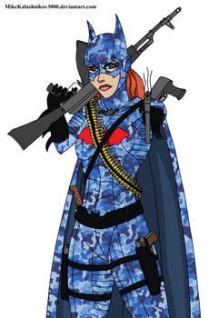 Batgirl Military Version 9