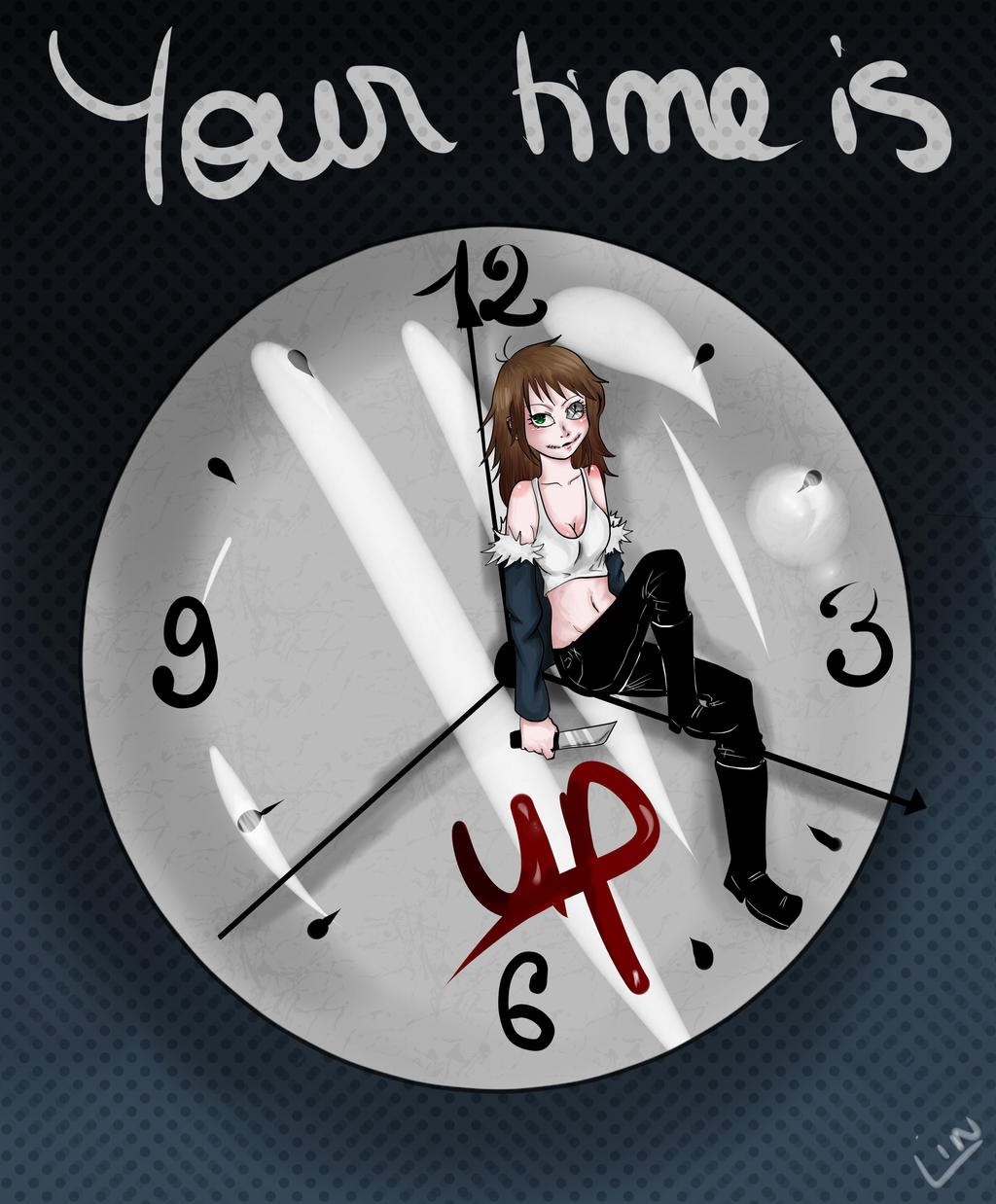 Your Time Is Up Clockwork your ...