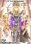 The Hierophant fadalgia cards