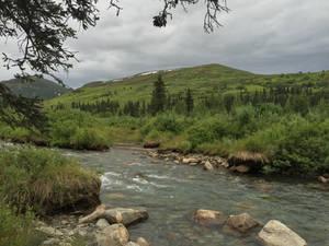 Alaska Stock, Hatcher's Pass by audreystocks