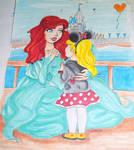 Meeting The Little Mermaid