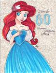 Disneys 60 Diamond Celebration Ariel