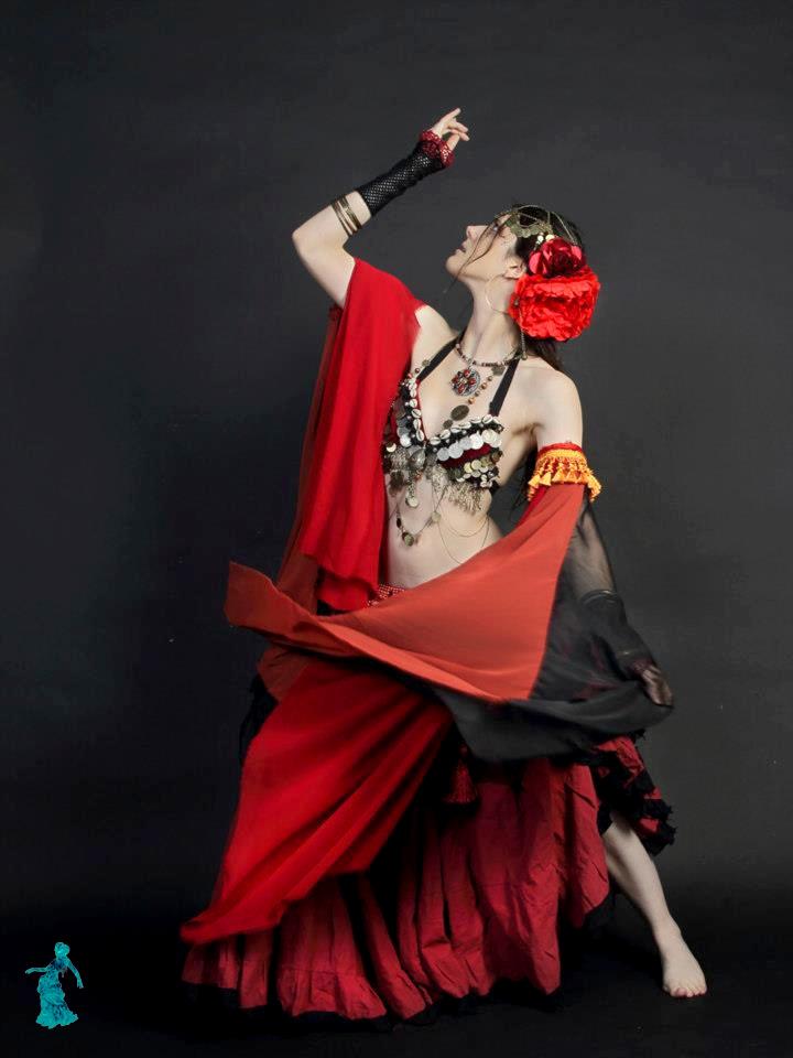 Photoshoot - Tribal Esmeralda [1/8] by LadyAzurFromAlkemya