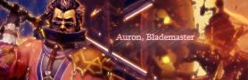 Auron by Kairix