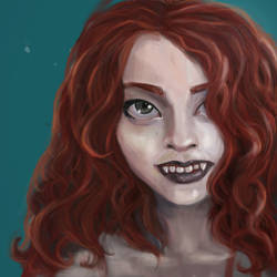 smile vampire