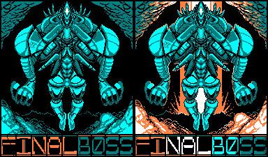 Te Enseño como se crea un Boss en un Videojuegos (I-C)