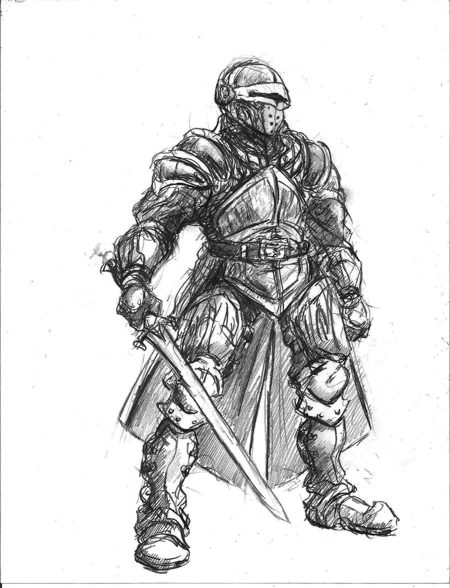 Chivalry Coloring Pages